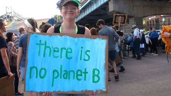 Keweenaw Youth for Climate Action to march Dec. 6 in Houghton