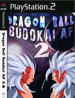 Dragonball Z Budokai AF 2 PS2 Game Download