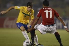 brasil no pudo con egipto