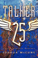 talker 25 by joshua mccune book cover