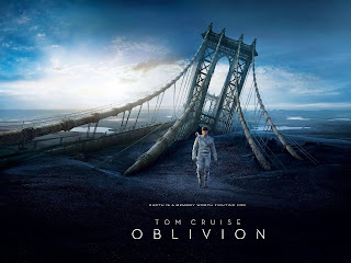 Tom Cruise Oblivion Movie 2013 HD Wallpaper