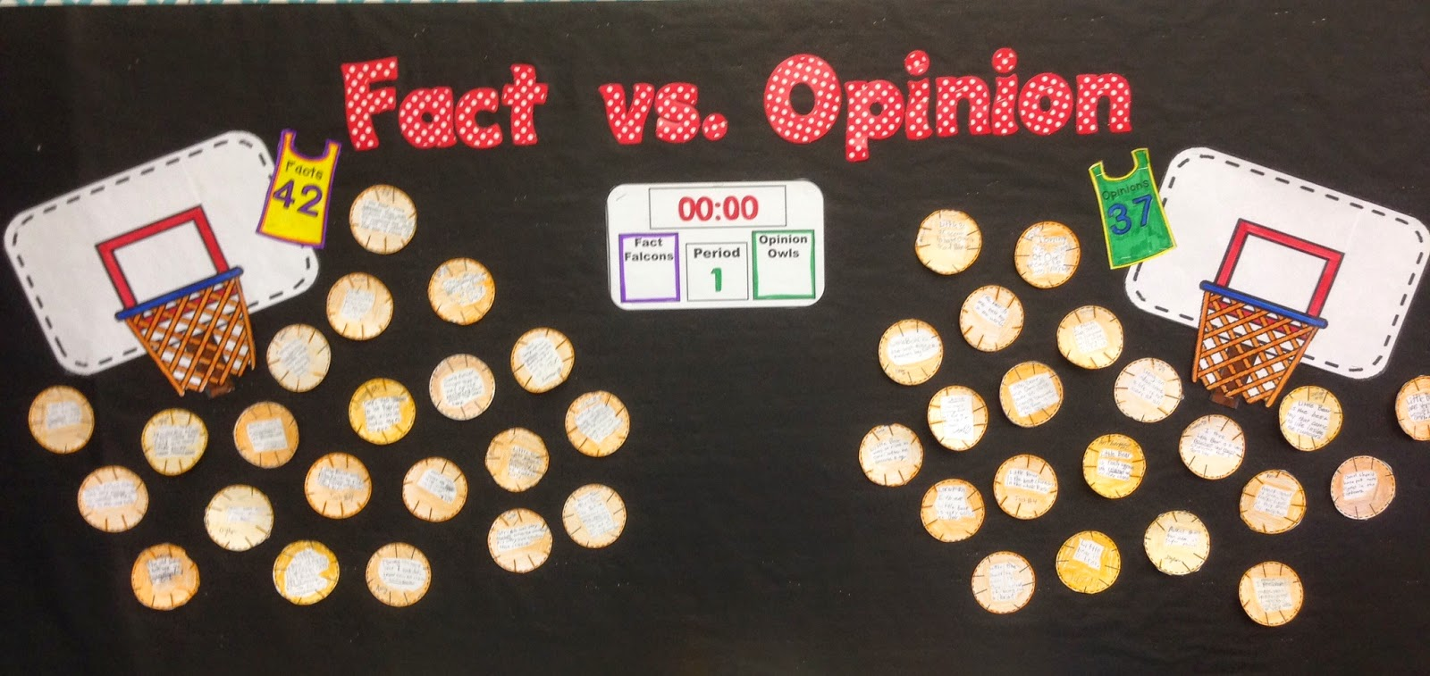 how to tell fact from opinion
