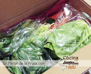verduras El portal de la fruta.com