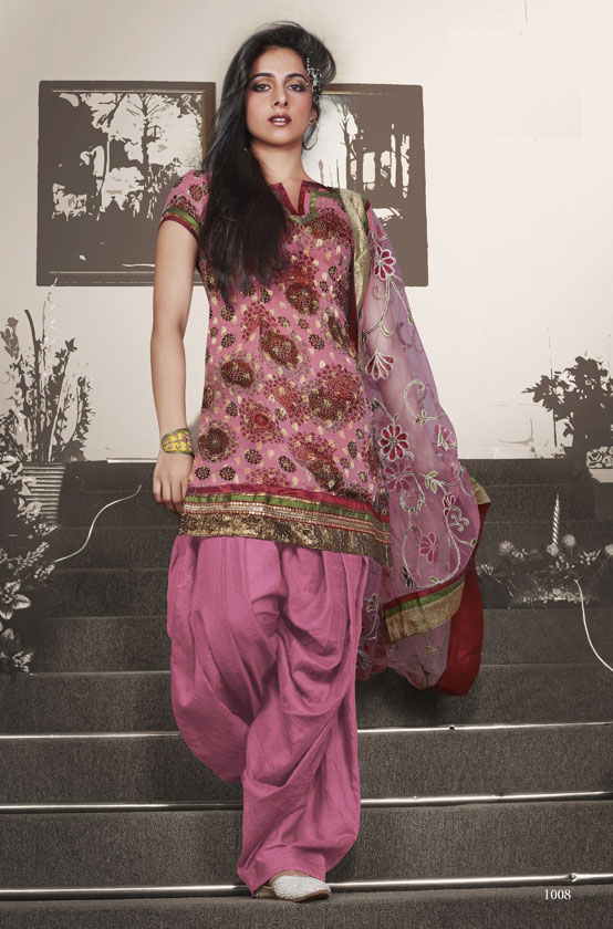 Indian Desi Style Suits
