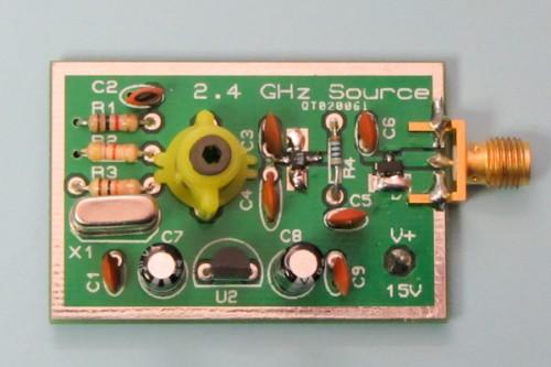 Простой сигнал генератор