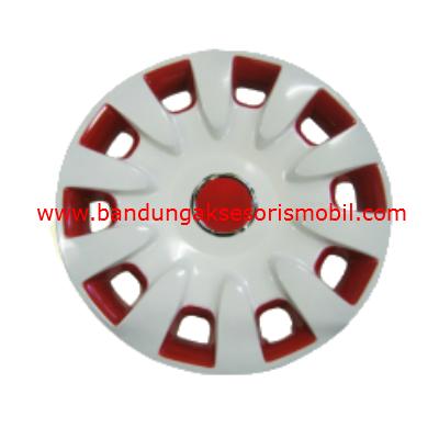Dop Roda White+Red WJ-5068 (15)