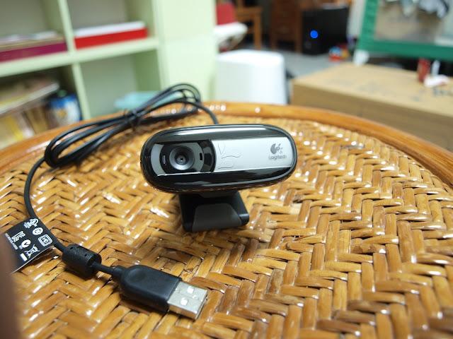 羅技 Webcam C170 網路攝影機