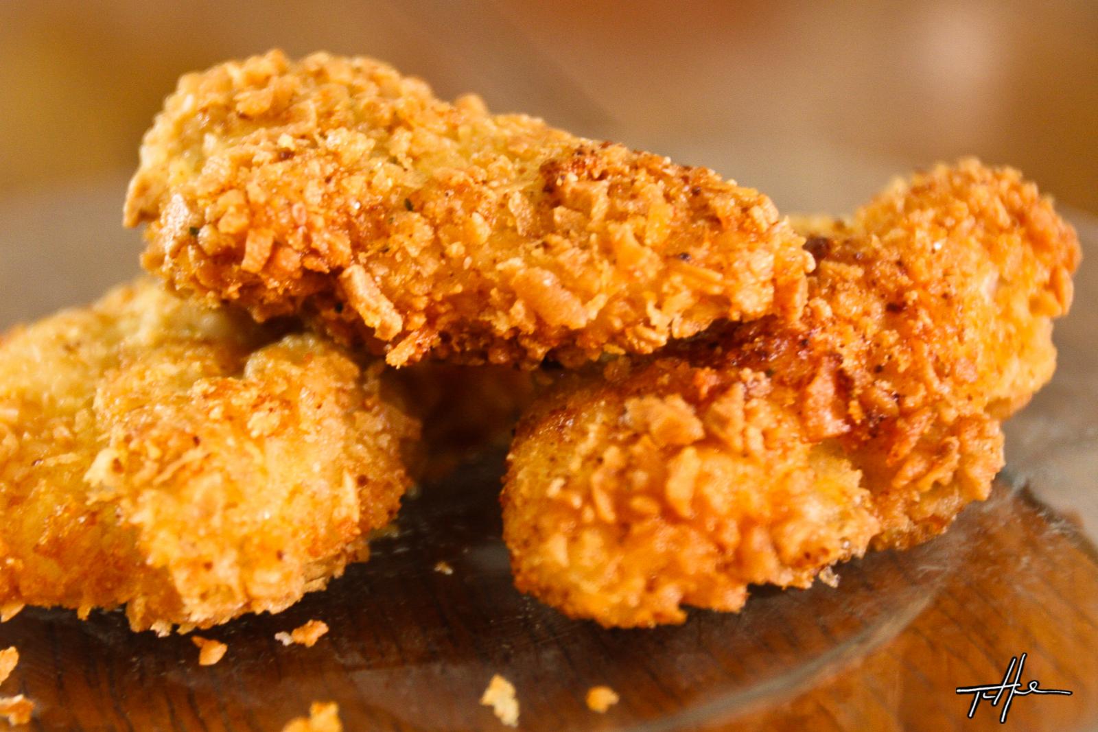 A Broken Shoe: Homemade Chicken Nuggets