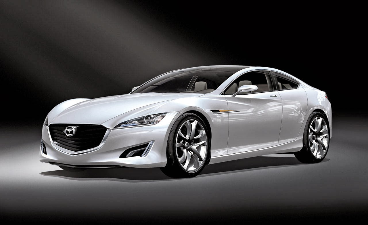Attractive 2014 Mazda Sports Car