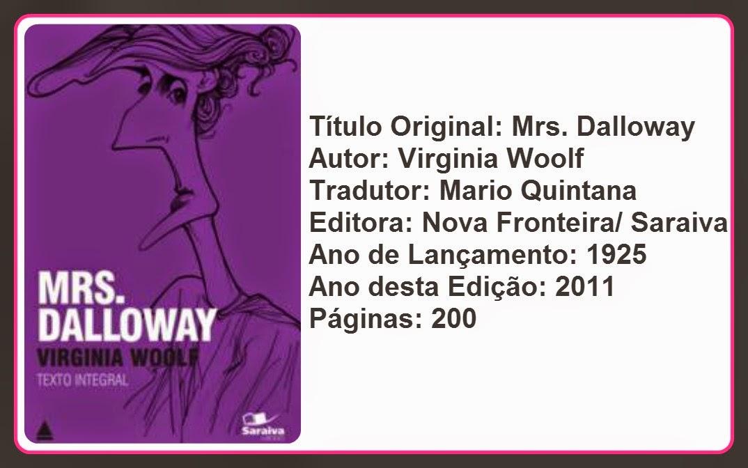 Resumo da Ópera: Resenha: Mrs. Dalloway