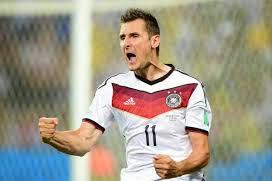Germania, la gioia di Klose: ''Non mi rendo conto di quanto successo''