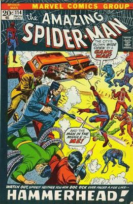 Amazing Spider-Man 114, Hammerhead