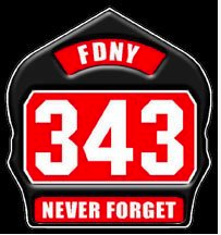 Fire Department 343, 9-11-01 9-11 #NeverForget #911 ...