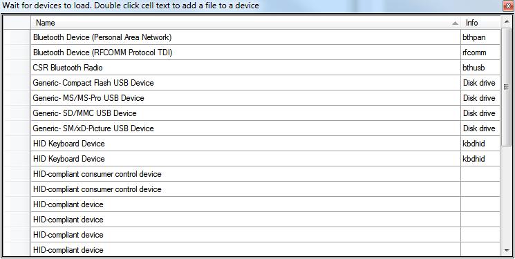 برنامج مجاني لجعل الملفات والبرامج تعمل تلقائياً علي الفلاش ميموري USB Autorun 1.2