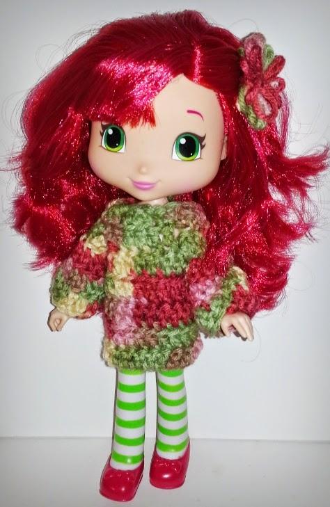 Haunted Verse Long Sleeve Sweater Dress Free Crochet Pattern For