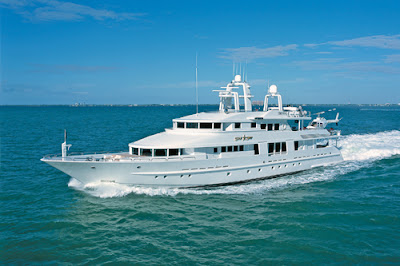 Luxury Yacht Caribbean Vacations
