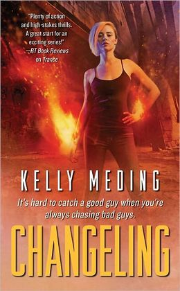 Changeling by Kelly Meding (MetaWars #2)