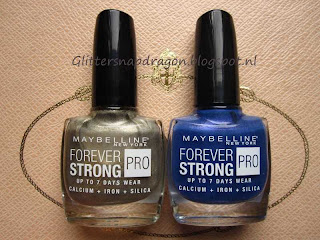 Maybelline Forever Strong Polish