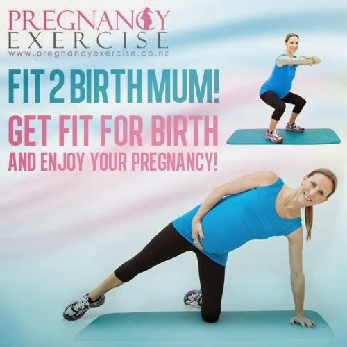 Fit2BirthMum-Pregnancy Exercise Program