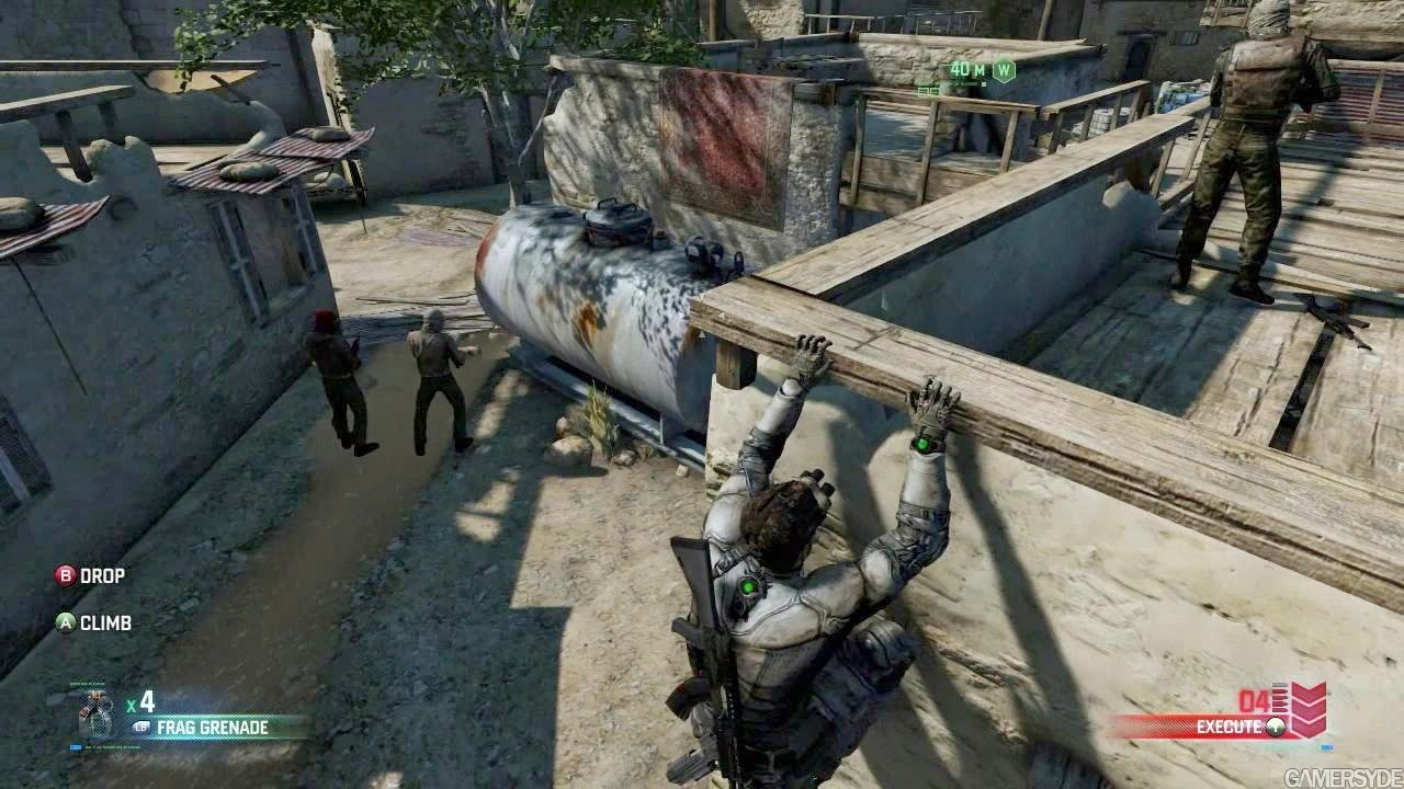 splinter cell blacklist (review,look at again) (and,furthermore) game play