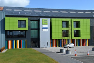 The Sustainable Building Envelope Centre (SBEC) at Shotton, Deeside