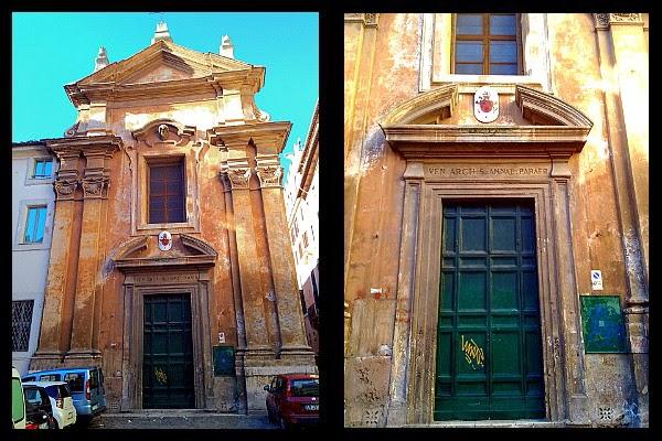 S. Caterina della Rota w Rzymie