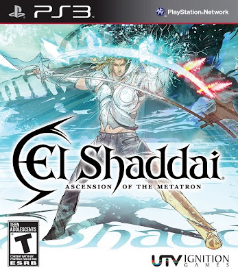 El Shaddai: Ascension of the Metatron PS3