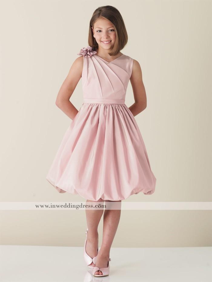 Youth Bridesmaid Dresses 108