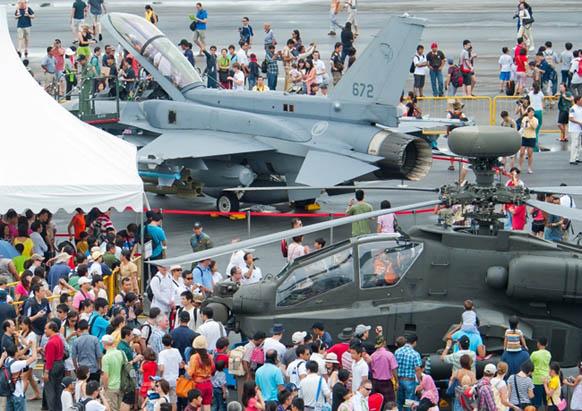 The Singapore Airshow 2012 | シンガポール航空ショー