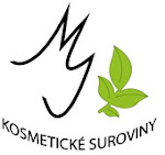 Kosmetické suroviny od Mishabeauty