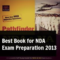 Best Book for NDA Exam Preparation 2013