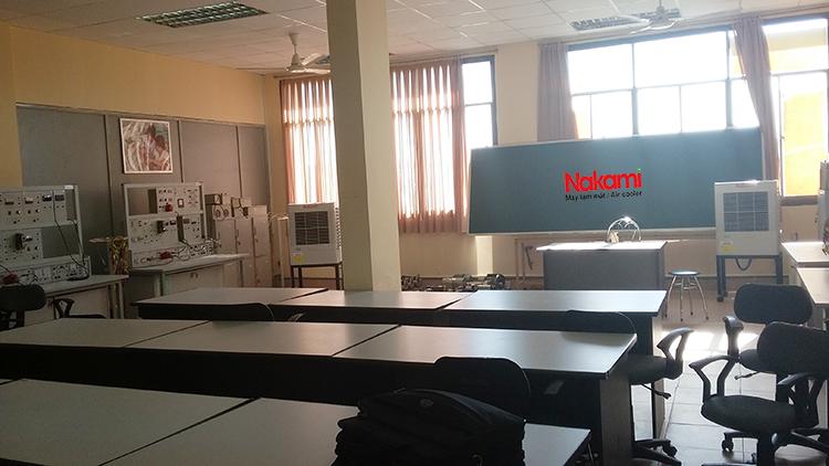 Máy làm mát cho phòng học