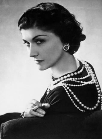 www.designandfashionrecipes.com by Cristina Dal Monte - Coco Chanel