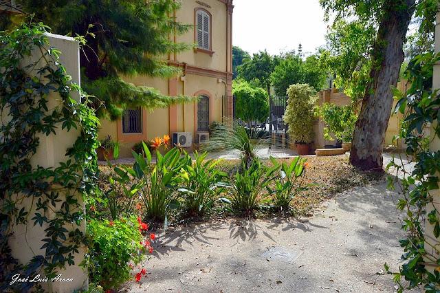 Jardines de Monforte.