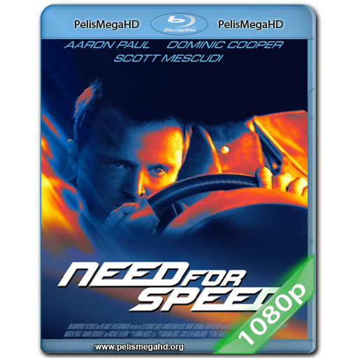 NEED FOR SPEED (2014) 1080P HD MKV ESPAÑOL LATINO