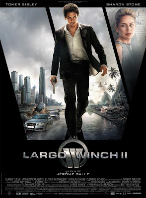 Largo Winch / The Burma Conspiracy – DVDRIP LATINO