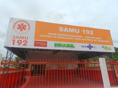 samu 192 - base descentralizada