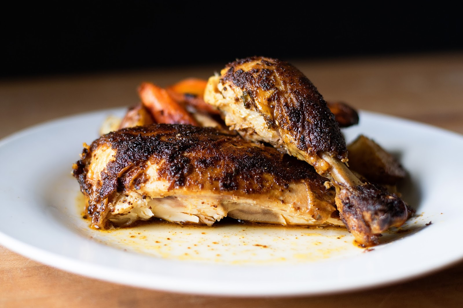 How to Cook a Whole Chicken in Crockpot Recipe - ~The Kitchen Wife~