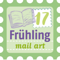 Frühlings-Mail-Art 2017