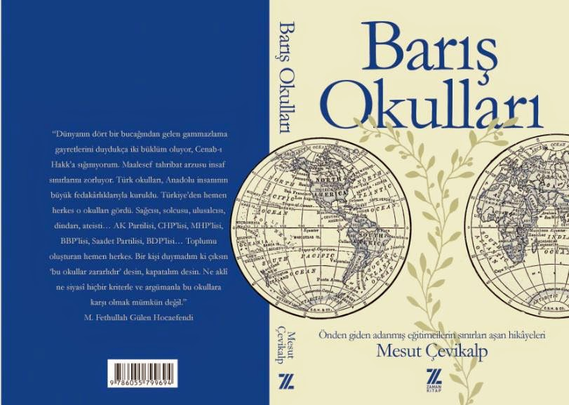 Book on Hizmet-inspired Turkish schools around the world