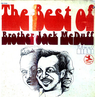 BROTHER JACK McDUFF - THE BEST OF LIVE ! (1963)