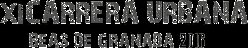 Carrera Urbana  de Beas de Granada
