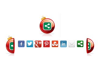 Decoration Social Bookmarking Gadget For Blogger Blogs