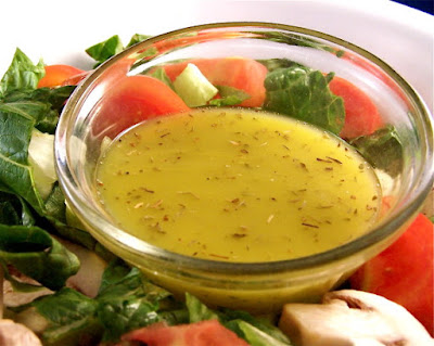 How to make easy dressings in house