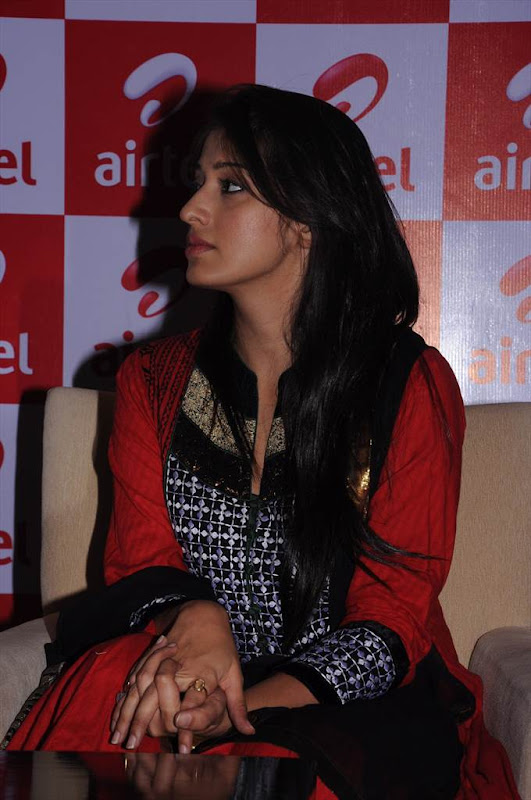 Tamil Actress Lakshmi Rai at AIRTEL Promotional Event hot images