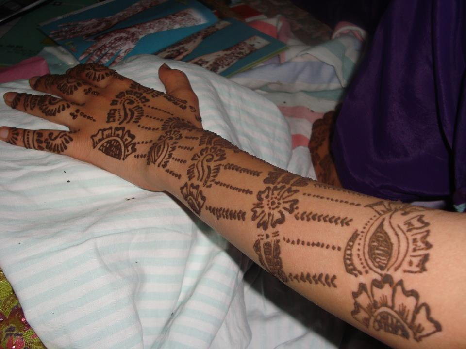 Dubai Mehndi Patterns : Mehndi designs for hands dubai