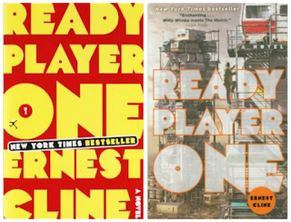 Ready Player One's Book Cover