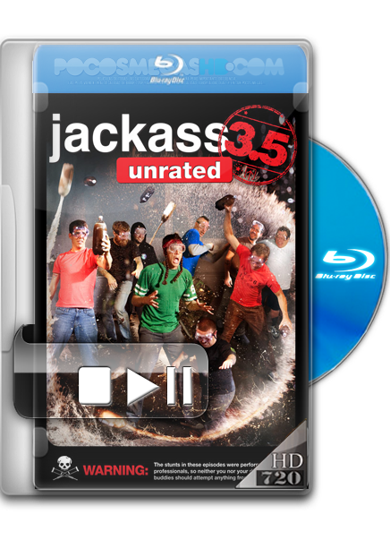 Jackass 3.5 [2011] [BRRip] [720p] [Audio Dual Latino/Ingles]