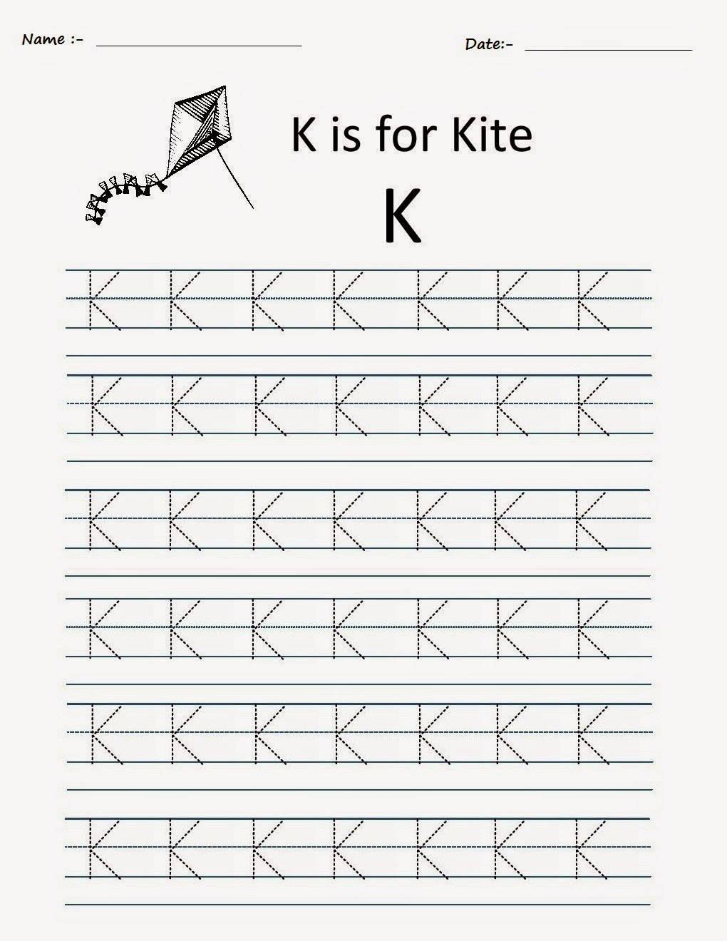 Printable alphabet tracing worksheets images about