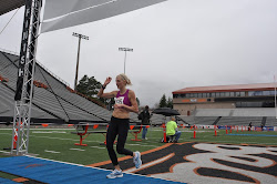 Corvallis Half Marathon April/2011